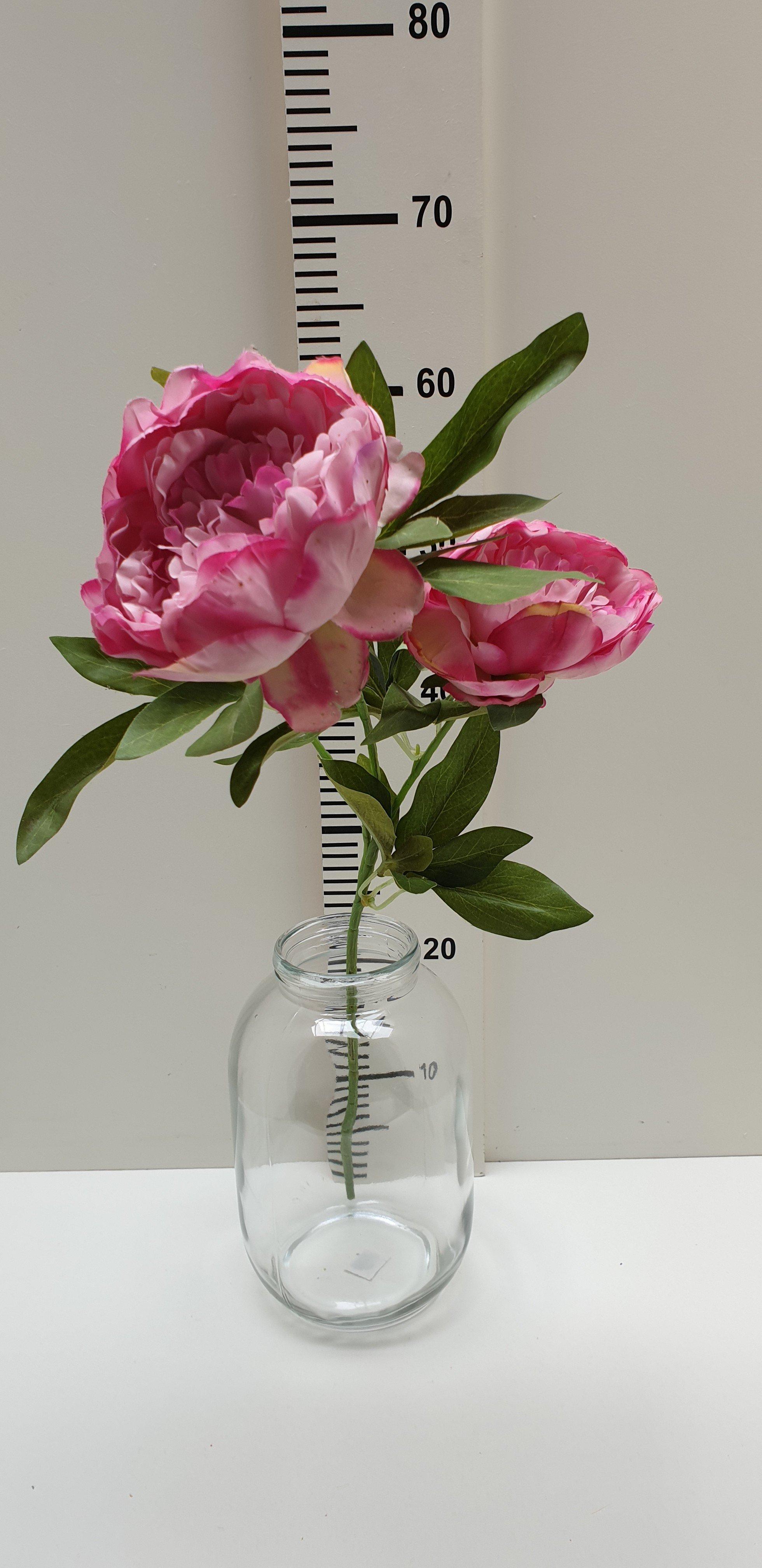 Pioen art roze