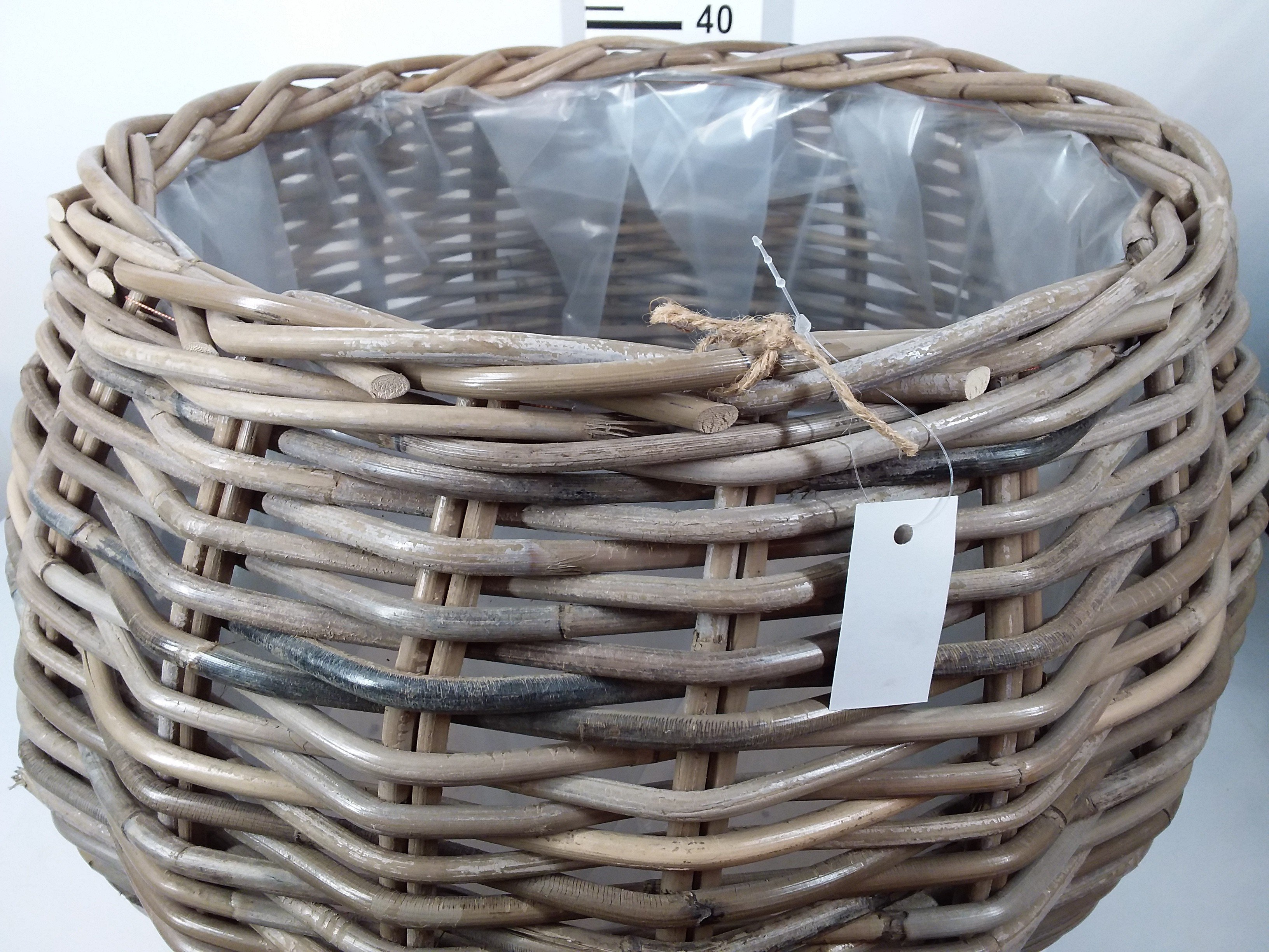 Mand basket 58cm*43cm