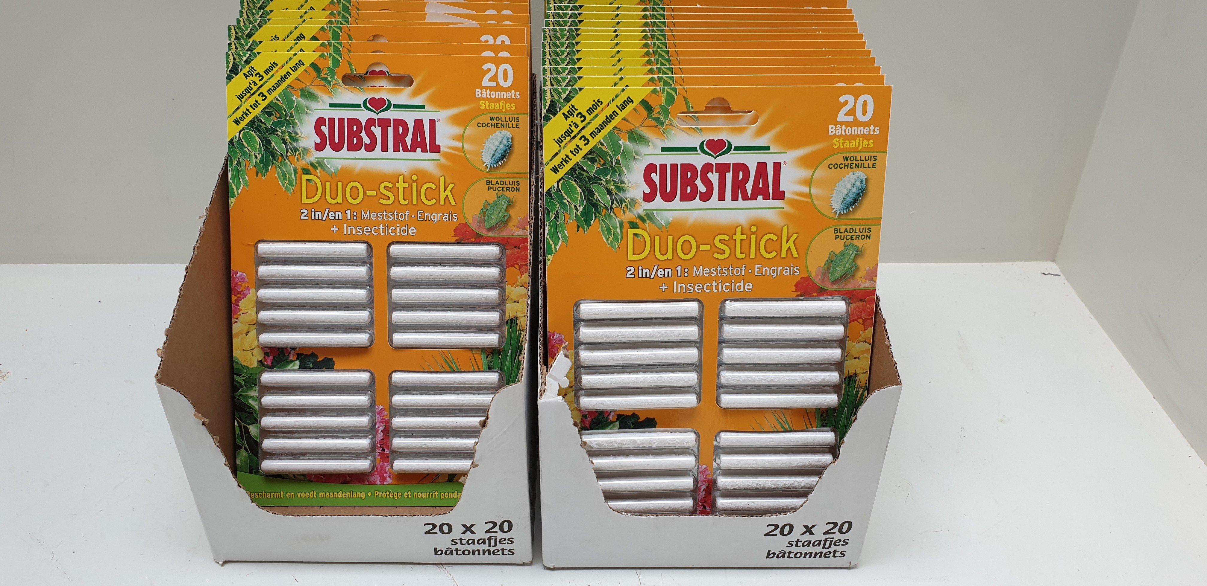 Duo sticks